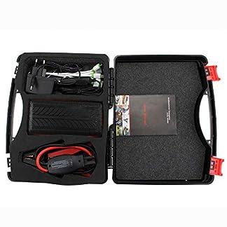 HAGZ Arrancador de Arranque portátil para automóvil, arrancador de Emergencia para automóvil 400A Peak 11400mAh, Refuerzo automático de batería