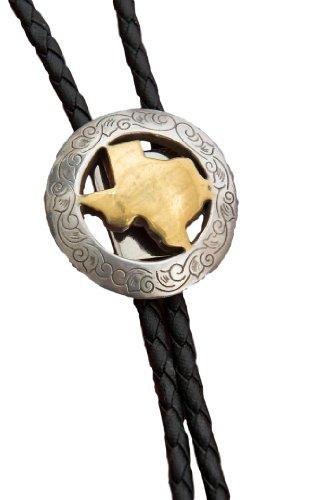 M&F Western Herren Rundkrawatte Texas Multi One Size (Ringe Western Herren)
