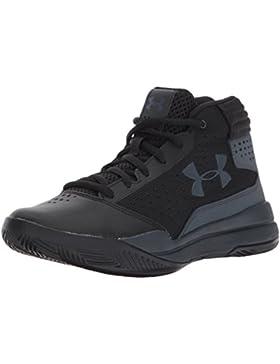 Under Armour UA BGS Jet 2017, Zapatos de Baloncesto para Niños