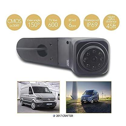 Fahrzeugspezifische-Farb-Rckfahrkamera-zum-Austausch-der-originalen-3-Bremsleuchte-an-der-Dachkante-fr-Transporter-3-Bremsleuchte-VW-Crafter-2017-2018