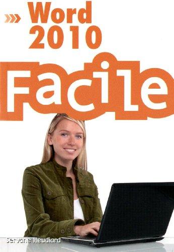Word 2010 facile
