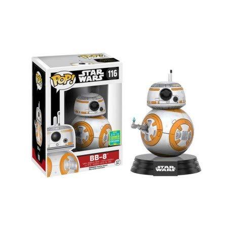 Funko 9625-Star Wars Episode VII, Pop Vinyl Figure 116BB-8Droid Thumbs Up Edition