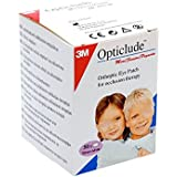 Opticlude ortópticas Parches oculares (Junior Tamaño, 20 Pack)
