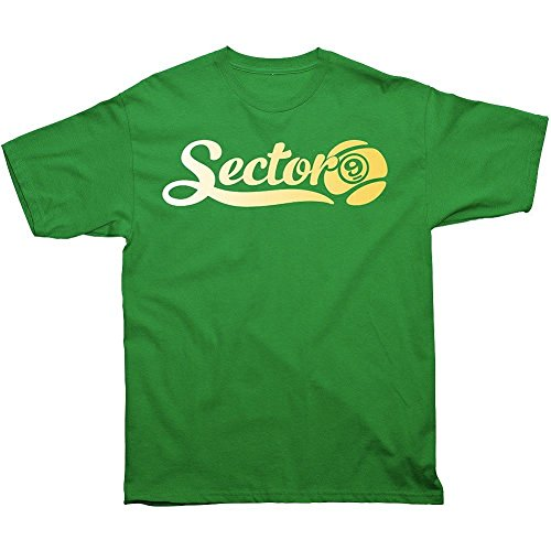 sector-9-t-shirt-uomo-verde-kelly-x-large