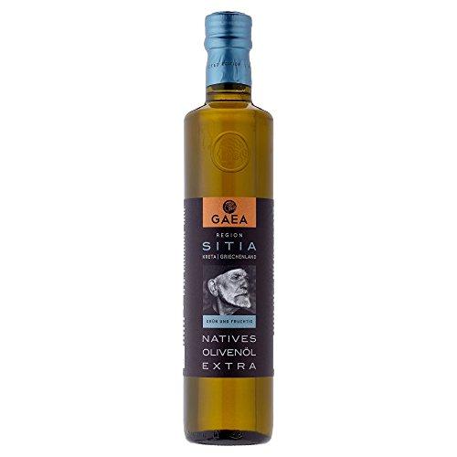 Gaea D.O.P. Sita Olivenöl aus Kreta, 1 Pack (1 x 500 ml)