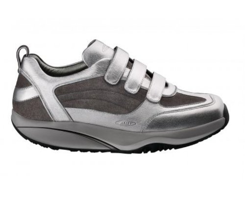 MBT Schuhe Nama Damen pewter (400150-137)