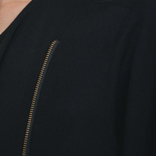 Promod Blouson léger zippé Noir