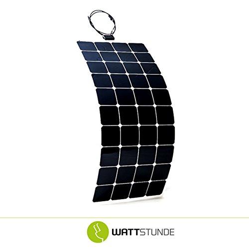 Preisvergleich Produktbild TripNuts Solarset 100 W mono flexibel