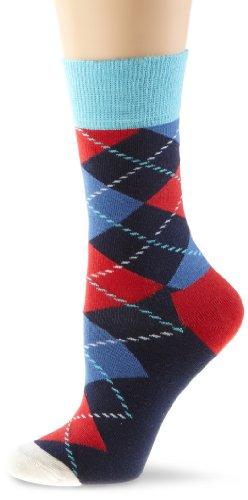 Happy Socks Unisex - Erwachsene Socken, kariert AR12