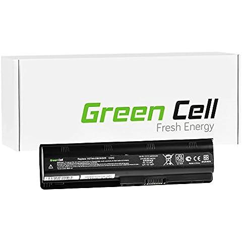 Green Cell® Portátil Batería para HP Compaq Presario CQ57-455SK Ordenador (4400mAh)