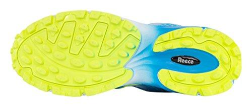 Reece Devoon Hockey-Schuhe aquablau-neongelb aquablau-neongelb