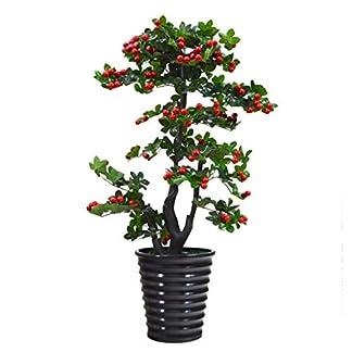 XUANLAN-Realistischer-knstlicher-Baum-Knstliche-Kirschbaum-Simulationsanlage-Baum-vergossen-groe-geflschte-Innenblume-Baum-Topf-Moos-Leicht-zu-reinigen