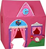 #7: Toyshine Jumbo Size Queen Palace Tent House for Kids