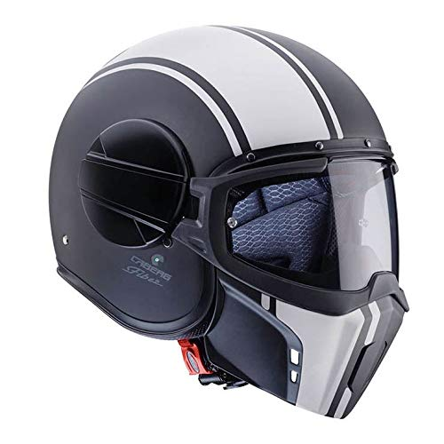 Casco moto Caberg Ghost Legend nero opaco/b