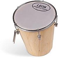 "Brasilian Timba Cubana duro natural wood carcasa tambor Salsa Samba Música Instrumento 23x 8"""