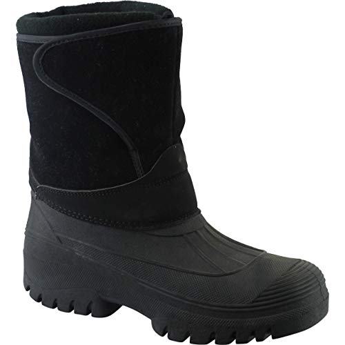 Savage Island Thermal Lined Thermal Snow Rain Waterproof Boots