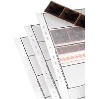 Hama Negativarchivierungshüllen (Pergamin, für je 4 Kleinbild-Streifen à 3 Bilder, 100 St.)