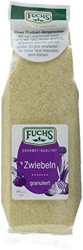 Fuchs Zwiebeln granuliert, 2er Pack (2 x 80 g)