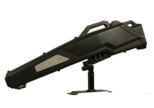 Waffenkoffer Gewehrkoffer Quad ATV Jagen Jagd Gewehrhalterung Set mit Halterung