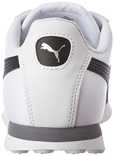 Puma Turin Nl, Baskets Basses Mixte Adulte Blanc