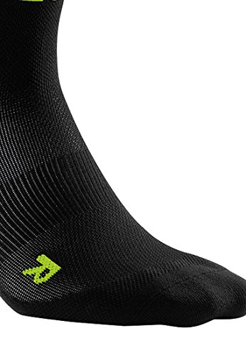 CEP Herren Ultralight Short Socks Kompressionsbekleidung schwarz