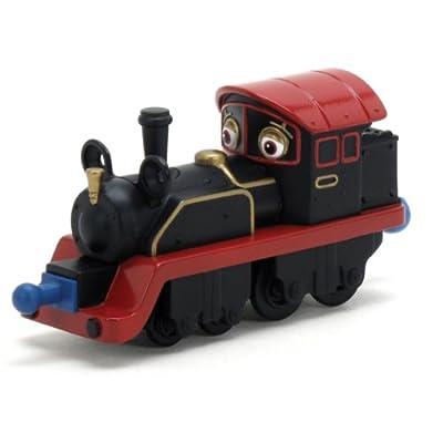 Chuggington Die Cast LC54006 - Abuelo Pete, locomotora fundido rico en detalles, colores y resistente por RC2 (Learning Curve)