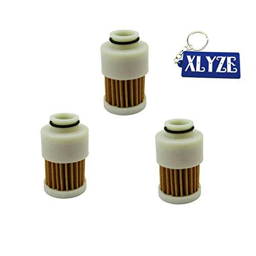 xlyze 3Gas Kraftstoff-Filter für Quecksilber 75PS 90PS 115EFI 4Takt Außenborder Motor 881540Yamaha 68V-24563-00-00 (Außenborder-gas-motoren)