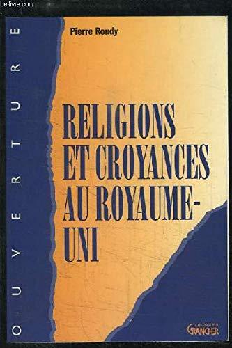 Religions et croyances au Royaume-Uni et en Irlande du Sud