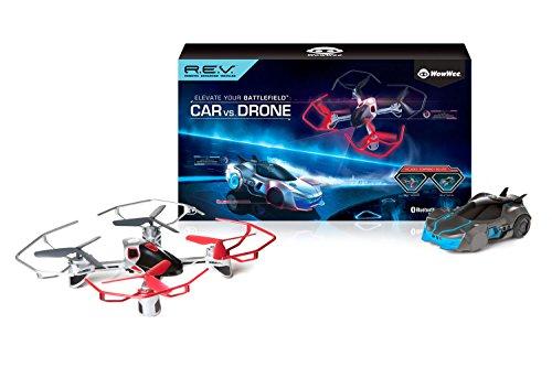 R.E.V. Air, ferngesteuertes Auto und Quadrokopter mit künstlicher Intelligenz - 6