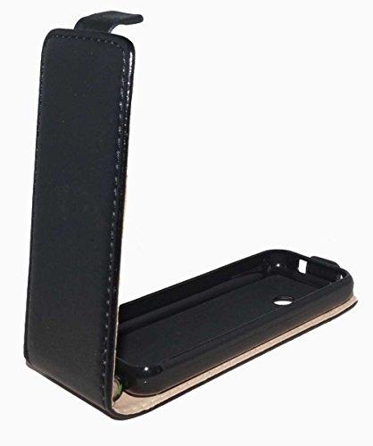 Flip Flex Handy Case Tasche für Nokia 215 / Schutz Hülle Schutzhülle Etui