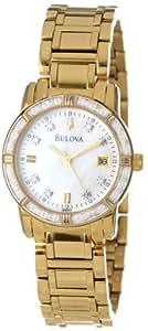 Bulova Ladies Highbridge Diamond Watch 98R165