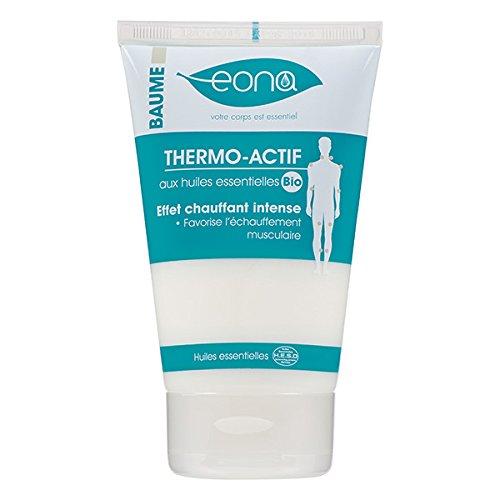 Baume thermo-actif aux huiles essentielles bio Eona 125ml