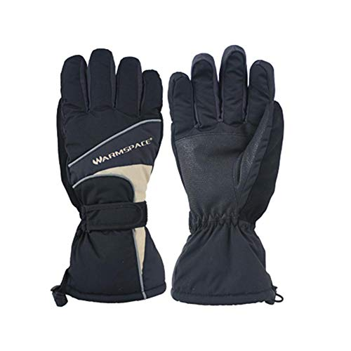 Todaytop Beheizbare Handschuhe Handwärmer mit Akku warmes Weiches Tragegefühl, Laufhandschuhe Radfahren Jagd Sports Handschuhe Wasserdichte Winddichte Skihandschuhe Winterhandschuhe -