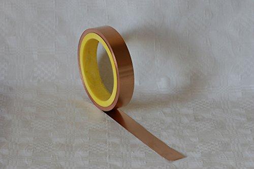 Kupferfolie, 0,035 x 20 mm, 20 m Rolle