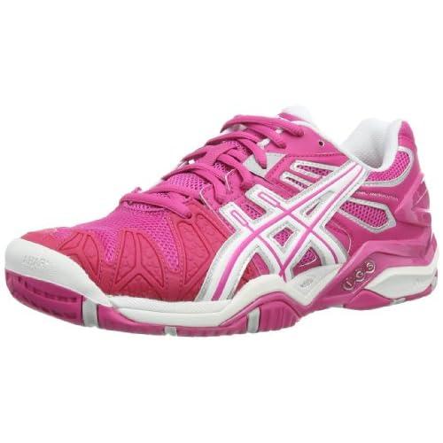 41kGc%2BFnEvL. SS500  - ASICS Gel-Resolution 5, Women's Tennis Shoes