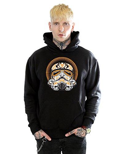 Star Wars Homme Stormtrooper Dia De Los Muertos Sweat À Capuche