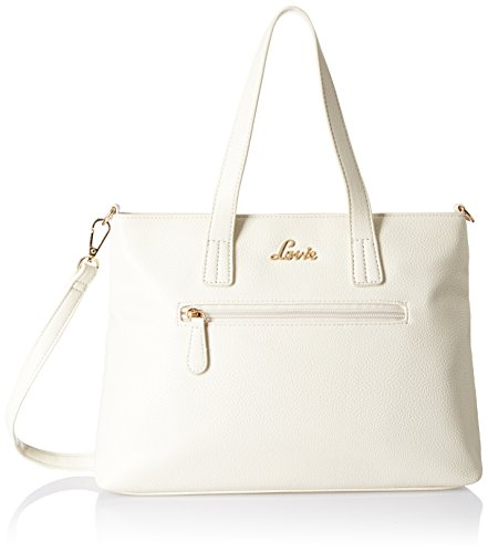 Lavie Papaya Women\'s Handbag (Ivory)