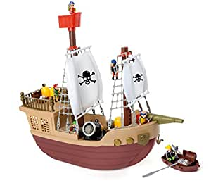 Toyrific Pirate Ship Play Set