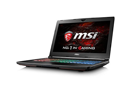 MSI Dominator Pro GT62VR 7R 15.6-inch Laptop (7th Gen Core i7-7700HQ/16GB/1TB/Windows/8GB Graphics) image