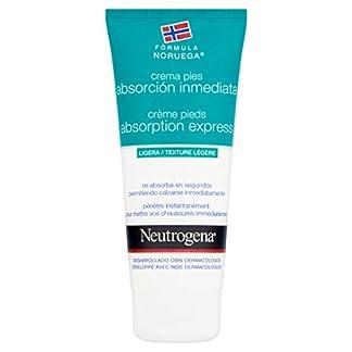 Neutrogena Crema Pies Absorción Inmediata Para Pieles Secas – 100 ml.