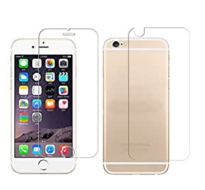 huge selection of 05d39 26a7d Front & Back Tempered Glass for Apple iPhone 7 Plus: Amazon.in ...