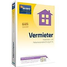 WISO Vermieter 2017 - Mietneben- und Heizkosten korrekt abrechnen (frustfreie Verpackung)