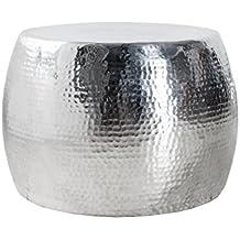 Suchergebnis Auf Amazonde Für Couchtisch Silber Rund