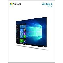 Microsoft Windows 10 Home 64-Bit | DSP/SB | DVD | Deutsch | Original | Betriebssystem | 0885370922332 | KW9-00146