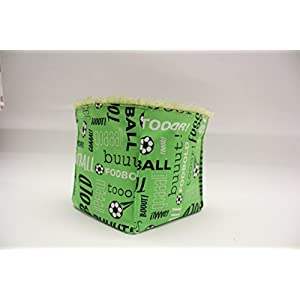 Geschenktasche - Utensilo Fussball (S)