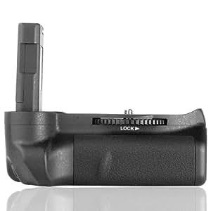 Vertikaler Akkugriff für Nikon D5100 D5200 Lamera Batteriegriff Battery Grip LF219