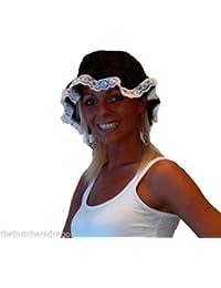 Milk Maids Victorian Mop Hat