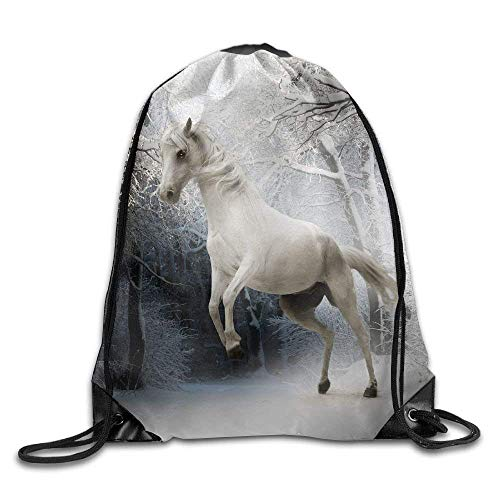Louis Vuitton Duffle Bag (Pegasus In Dream Gym Drawstring Backpack Unisex Portable Sack Bag)