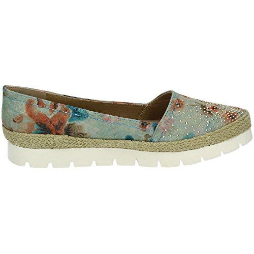 XTI Donna scarpe sportive Blu