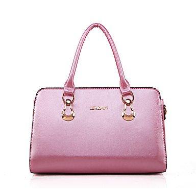 La donna pu formale Evento Casuale/Partito Set borsa,verde del braccio Blushing Pink